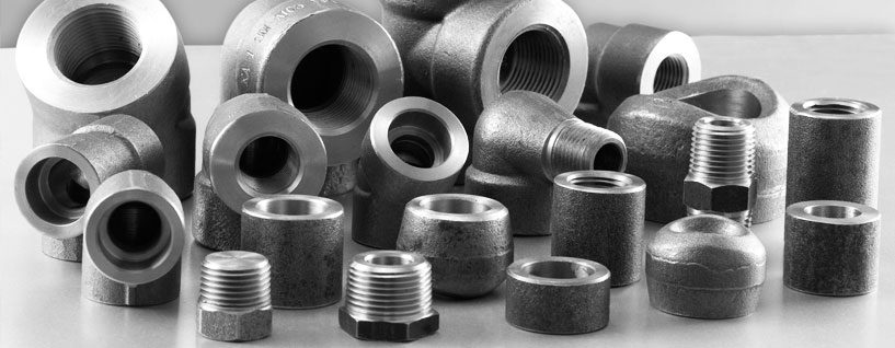 Steel Forged Fittings Manufacturer