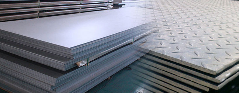 Steel Sheets & Plates Manufacturer