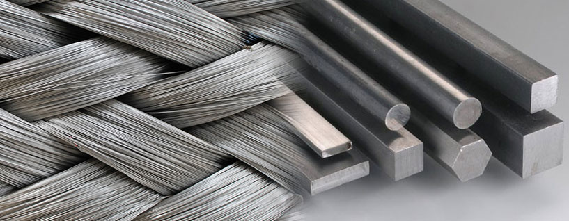 Steel Bars, Rods, Wires Manufacturer