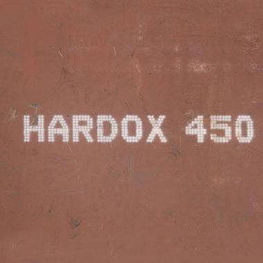 Hardox 450 Plates