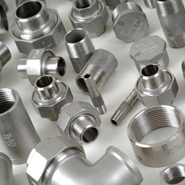 Inconel 718 Forged Fittings