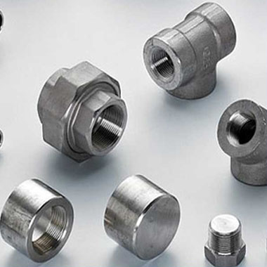 Inconel X-750 Forged Fittings