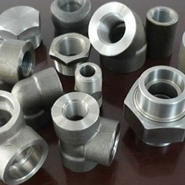 Super Duplex 2507 / UNS S32750 Forged Fittings